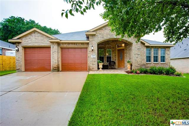 309 Crowfoot Drive, Harker Heights, TX 76548 (MLS #445234) :: The Real Estate Home Team