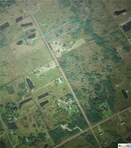 1656 N Quail Meadow Road, Seadrift, TX 77983 (MLS #445277) :: RE/MAX Family