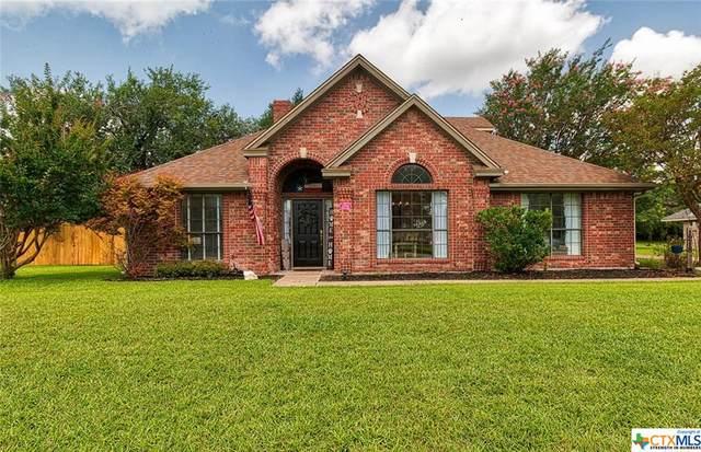 1218 Chisholm Trail, Salado, TX 76571 (MLS #445286) :: The Real Estate Home Team