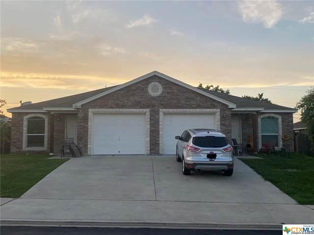 3505 & 3507 John Chisholm Lp, Killeen, TX 76542 (MLS #445331) :: The Real Estate Home Team
