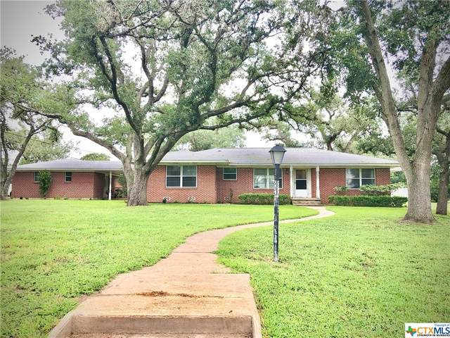 536 W Ward Street, Goliad, TX 77963 (MLS #445333) :: RE/MAX Land & Homes