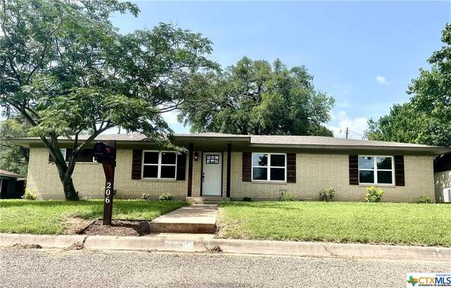 206 E 20th Avenue, Belton, TX 76513 (MLS #445360) :: Rutherford Realty Group