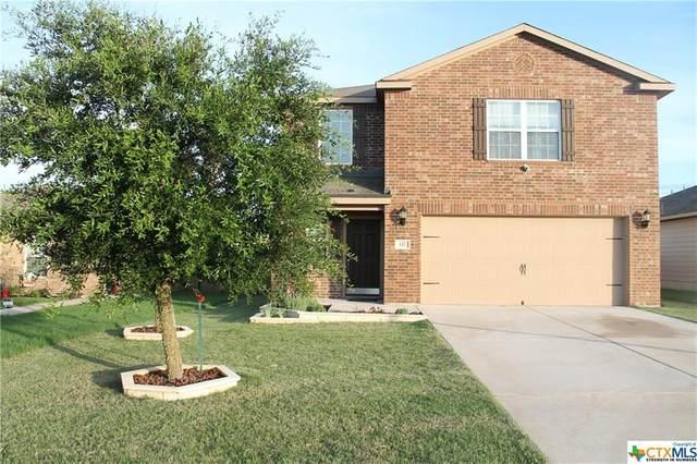 117 Johnston Lane, Jarrell, TX 76537 (MLS #445365) :: Kopecky Group at RE/MAX Land & Homes