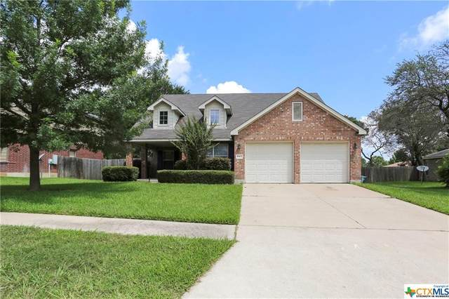 5907 Cobalt Lane, Killeen, TX 76542 (MLS #445382) :: Kopecky Group at RE/MAX Land & Homes
