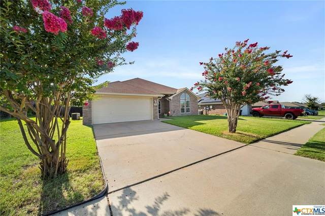 4307 Ethel Avenue, Killeen, TX 76549 (MLS #445417) :: The Real Estate Home Team