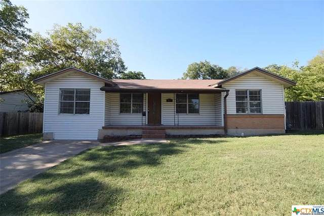 311 Crockett Drive, Killeen, TX 76541 (MLS #445426) :: RE/MAX Family
