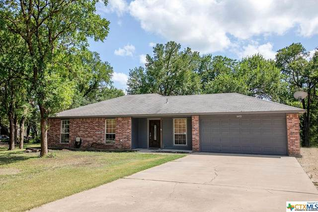 1402 Sharon Road, Belton, TX 76513 (MLS #445449) :: Rutherford Realty Group