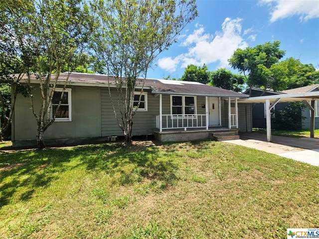 1805 E Crestwood Drive, Victoria, TX 77901 (MLS #445455) :: Rutherford Realty Group