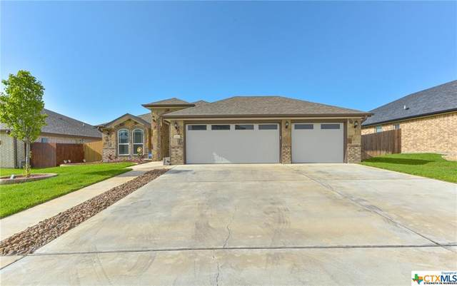6013 Cordillera Drive, Killeen, TX 76549 (MLS #445466) :: The Real Estate Home Team