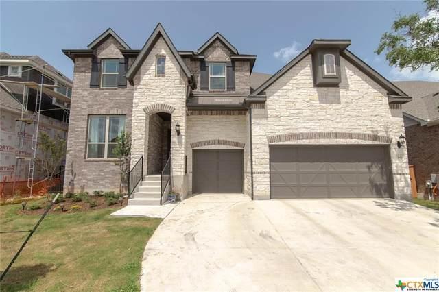 105 Barton Run Drive, Georgetown, TX 78628 (MLS #445496) :: RE/MAX Family