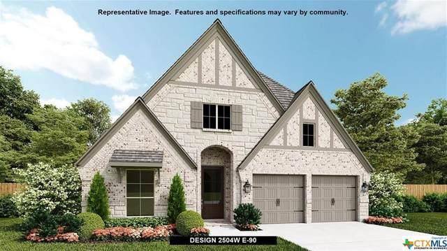2224 Prado Drive, New Braunfels, TX 78132 (MLS #445578) :: Vista Real Estate