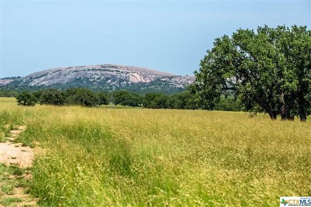 TBD Granite Lake Trail, Llano, TX 78624 (#445597) :: First Texas Brokerage Company