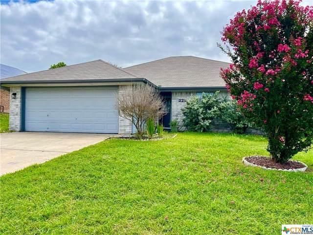 224 Sims Ridge Drive, Nolanville, TX 76559 (MLS #445601) :: RE/MAX Family