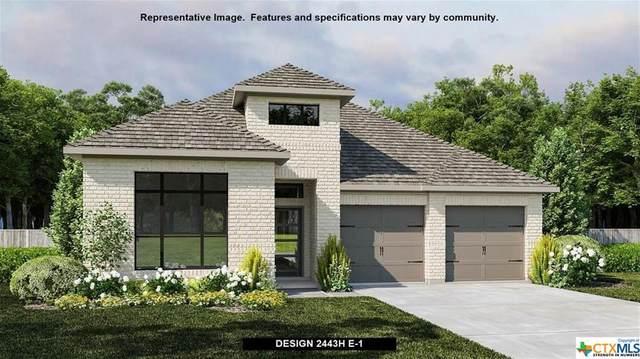 435 Bridle Trail, New Braunfels, TX 78132 (MLS #445604) :: Vista Real Estate