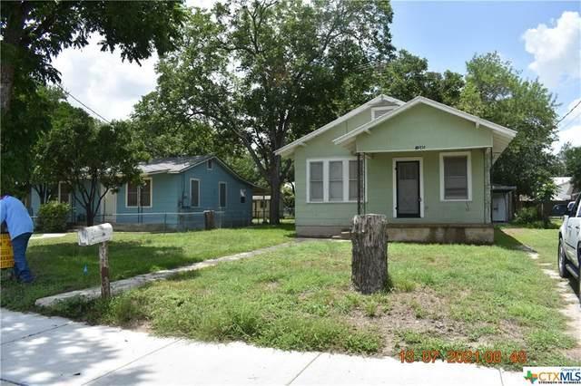 245 N Grant Avenue, New Braunfels, TX 78130 (MLS #445615) :: Vista Real Estate