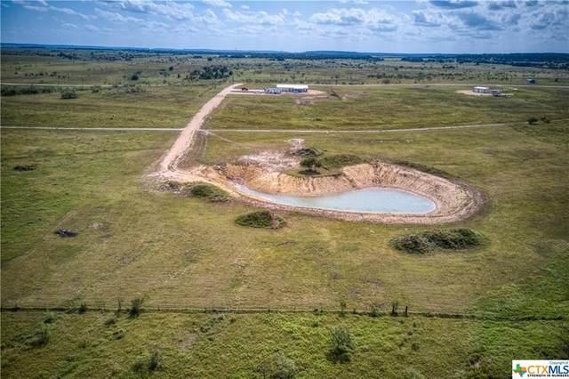 1825 Savanna Ridge Ranch Road, Lampasas, TX 76550 (MLS #445618) :: The Zaplac Group