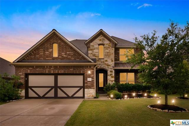 3405 Crispin Hall, Pflugerville, TX 78660 (MLS #445631) :: Rutherford Realty Group