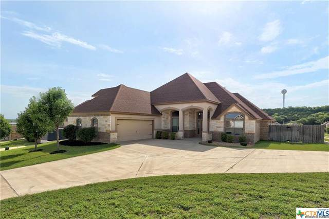 2534 Alpine Fir Drive, Harker Heights, TX 76548 (MLS #445640) :: Rutherford Realty Group