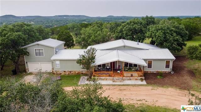 110 Short Drive, Blanco, TX 78606 (#445649) :: First Texas Brokerage Company