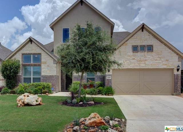 1048 Carriage Loop, New Braunfels, TX 78132 (MLS #445658) :: The Real Estate Home Team