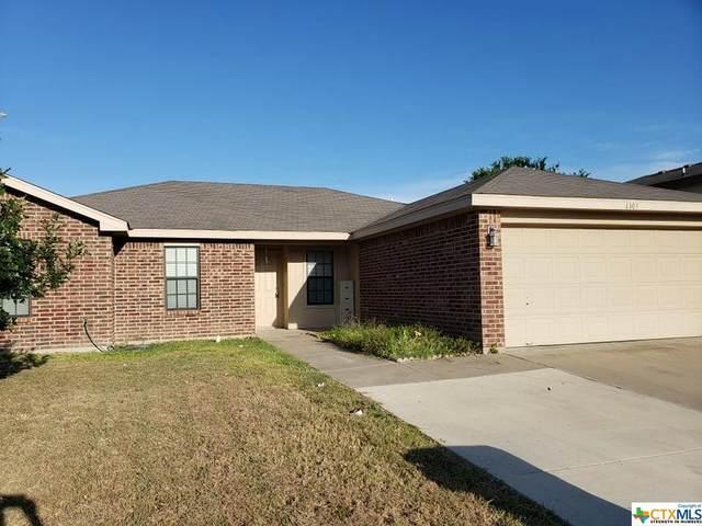 1303 Travis Circle, Copperas Cove, TX 76522 (MLS #445673) :: Texas Real Estate Advisors