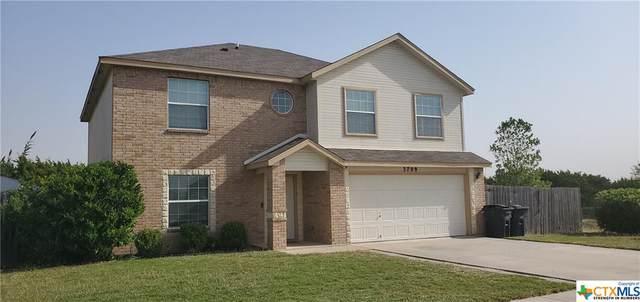 3709 Latigo Drive, Killeen, TX 76549 (MLS #445691) :: Texas Real Estate Advisors