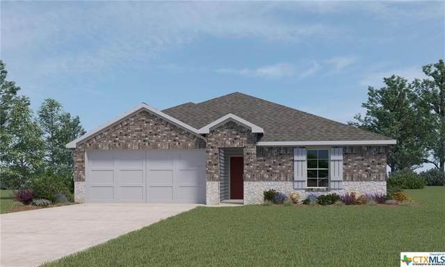 9606 Malkier Lane, Killeen, TX 76542 (MLS #445724) :: Kopecky Group at RE/MAX Land & Homes