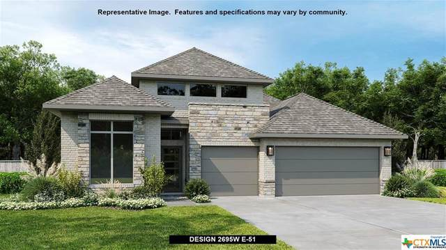 1227 Barberry Way, New Braunfels, TX 78132 (MLS #445739) :: Vista Real Estate