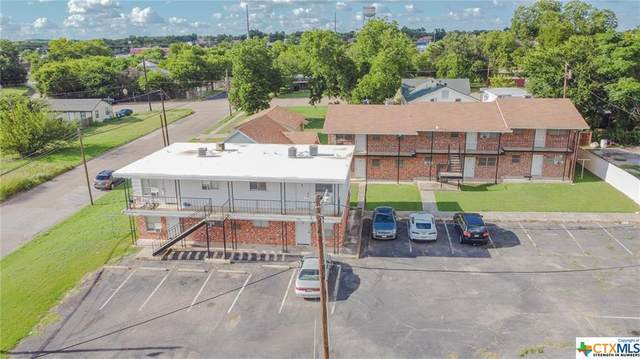 117 W Avenue A, Killeen, TX 76541 (MLS #445767) :: RE/MAX Family