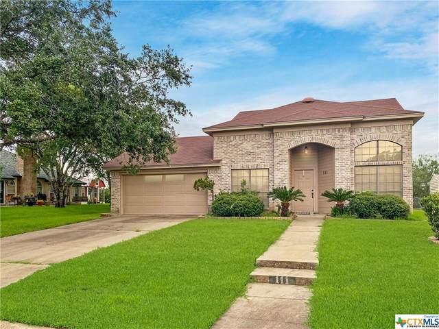 111 Crockett Drive, Cuero, TX 77954 (MLS #445779) :: Brautigan Realty