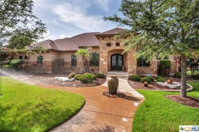 100 Sunset Ridge, Georgetown, TX 78633 (MLS #445816) :: Rebecca Williams