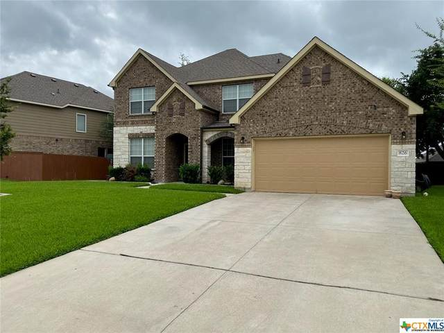 826 Green Meadow Drive, Harker Heights, TX 76548 (MLS #445846) :: RE/MAX Family