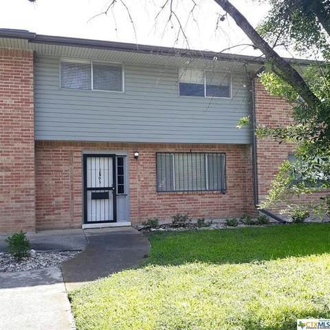 105 W Silver Sands Drive #105, San Antonio, TX 78216 (#445854) :: Realty Executives - Town & Country