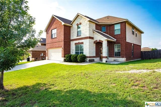 805 Halona Drive, Harker Heights, TX 76548 (MLS #445882) :: Brautigan Realty