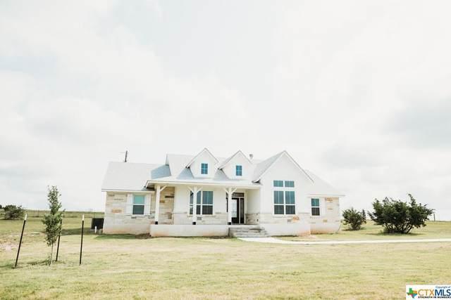 1298 County Road 2337, Lampasas, TX 76550 (MLS #445921) :: RE/MAX Family