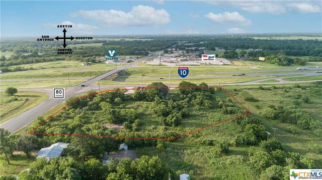 100 E Interstate 10 Highway, Luling, TX 78648 (MLS #445939) :: The Real Estate Home Team