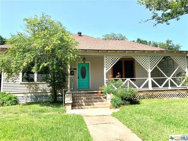 206 E 1st Street, Cuero, TX 77954 (MLS #445946) :: Rebecca Williams