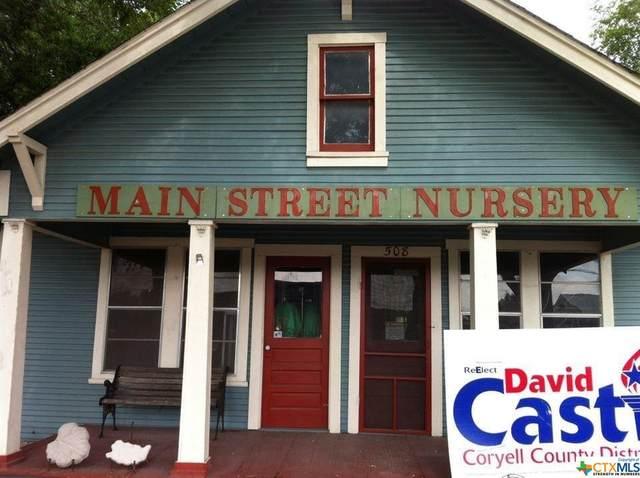 508 S Main Street, Copperas Cove, TX 76522 (MLS #445973) :: Vista Real Estate