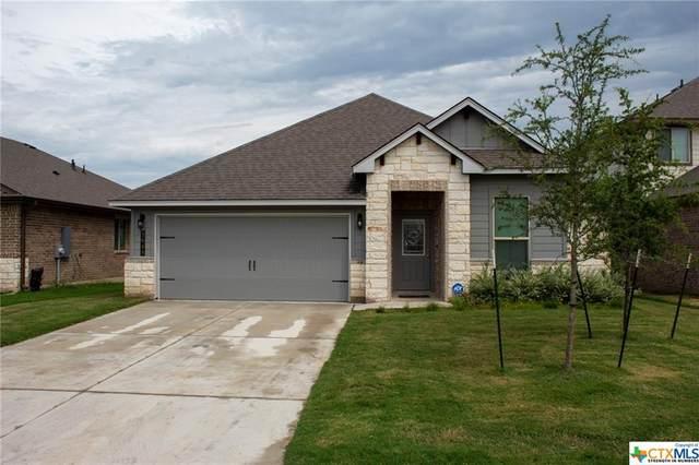 5649 Baffin Lane, Belton, TX 76513 (MLS #445974) :: Brautigan Realty