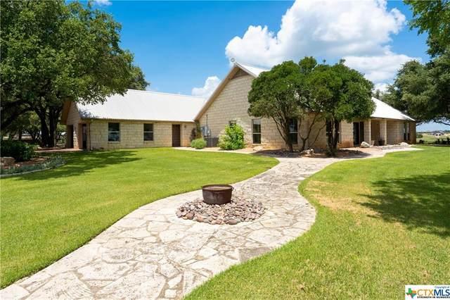 10280 Lark Trail, Salado, TX 76571 (MLS #446007) :: RE/MAX Family