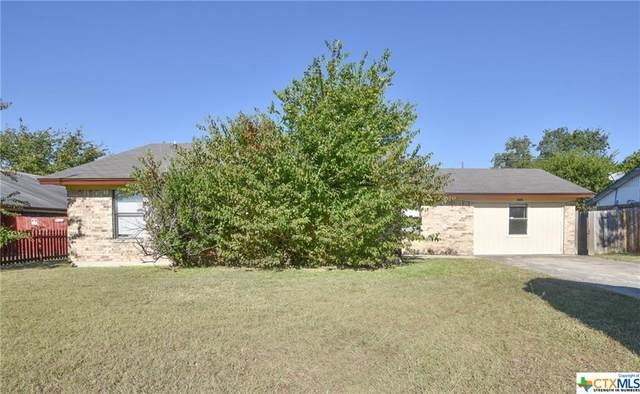 2507 Lago Trail, Killeen, TX 76543 (MLS #446047) :: RE/MAX Family