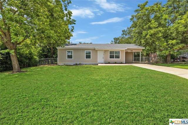 130 E Ruby Road, Harker Heights, TX 76548 (MLS #446058) :: The Myles Group