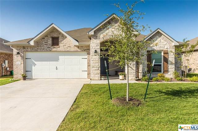 10211 Duchman Lane, Temple, TX 76502 (MLS #446066) :: RE/MAX Family
