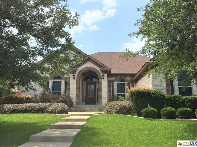 5006 Meadow Oaks Drive, Nolanville, TX 76559 (MLS #446074) :: RE/MAX Family