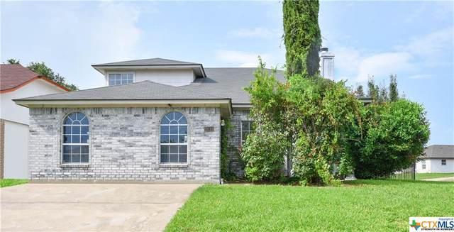3013 Ellis Drive, Killeen, TX 76543 (MLS #446090) :: Texas Real Estate Advisors