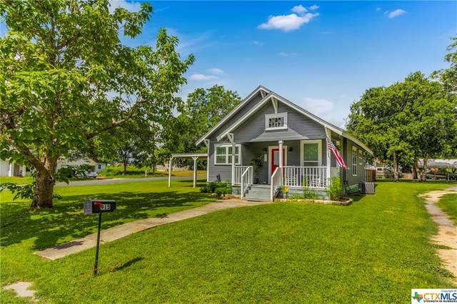 915 James Avenue, Schulenburg, TX 78956 (MLS #446097) :: The Real Estate Home Team