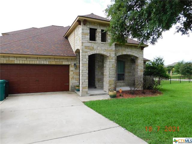 100 Cedar Bluff Court, Harker Heights, TX 76548 (MLS #446103) :: Rutherford Realty Group