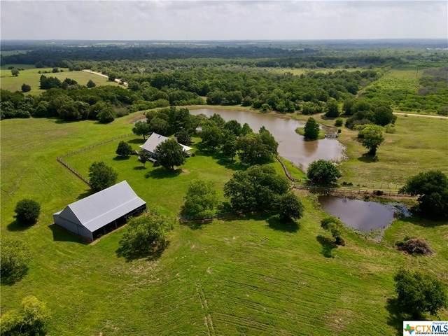 5154 County Road 240, Waelder, TX 78959 (MLS #446110) :: RE/MAX Family