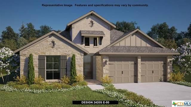 1137 Cadogan Squire, San Antonio, TX 78260 (MLS #446111) :: The Zaplac Group