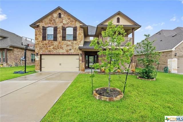 3225 Vineyard Trail, Harker Heights, TX 76548 (MLS #446154) :: Rebecca Williams